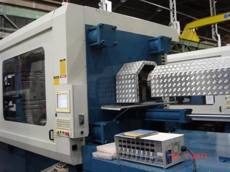 Manutenção preventiva de maquinas injetoras